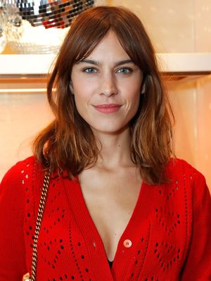 Alexa Chung Has a Brand-New Beauty Gig
