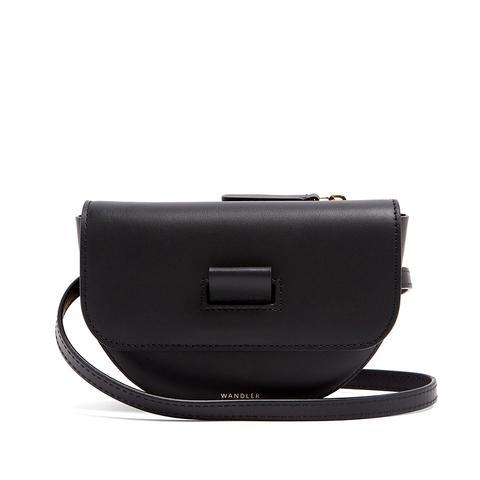 Anna Wallet Leather Belt Bag