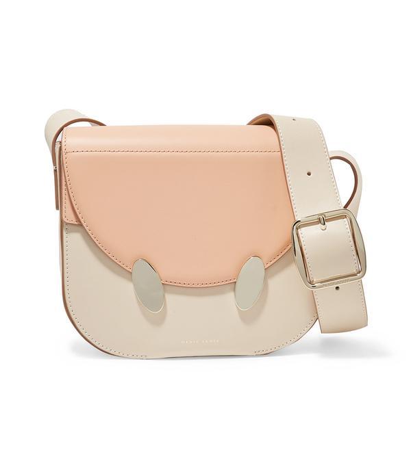 Spei Leather Shoulder Bag