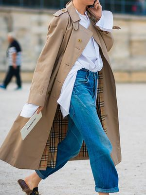 The Best White Button-Down Shirt Is Hiding at the Mall