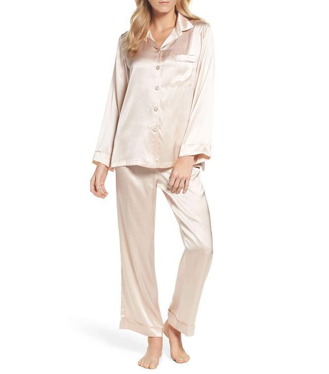 Women's Papinelle Silk Pajamas