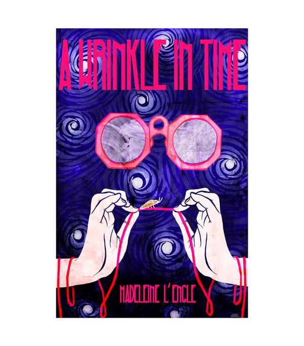 The Book: It's time to crack open your middle school copy of A Wrinkle in Time. To refresh your memory, it's about a young girl, her little brother, and a classmate as they set out to find her...