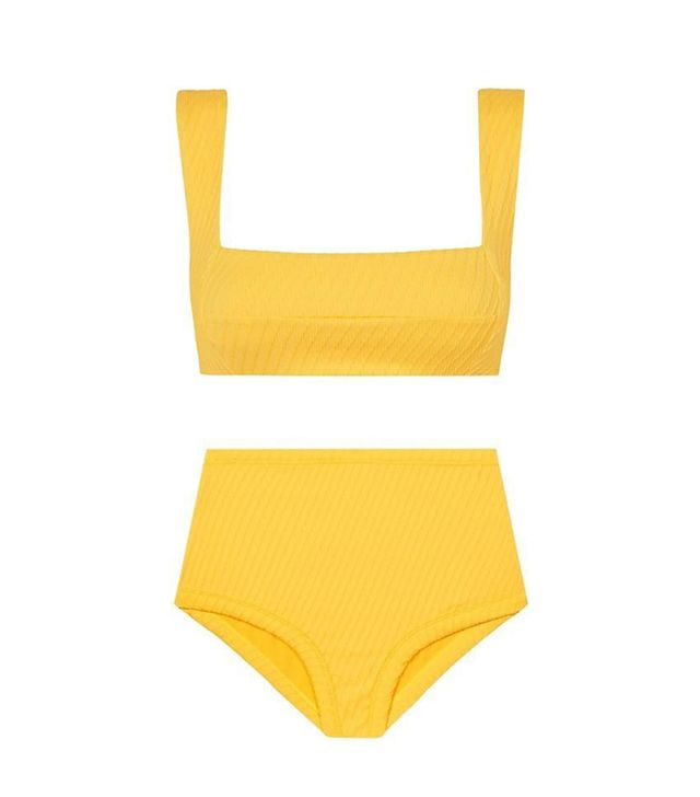 Fella Franco Top Yellow