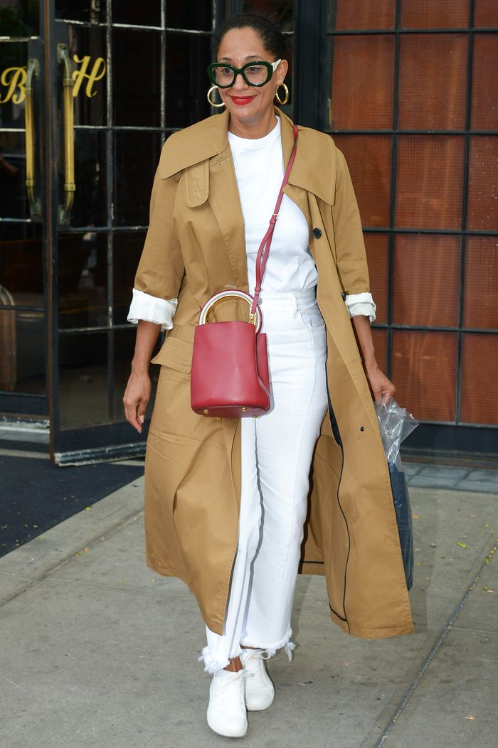 5 Genius Sneaker Outfit Ideas We Re Copying From Tracee