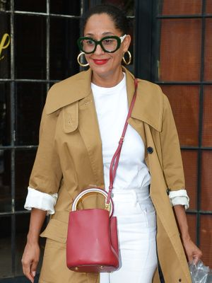 5 Genius Sneaker Outfit Ideas We're Copying From Tracee Ellis Ross