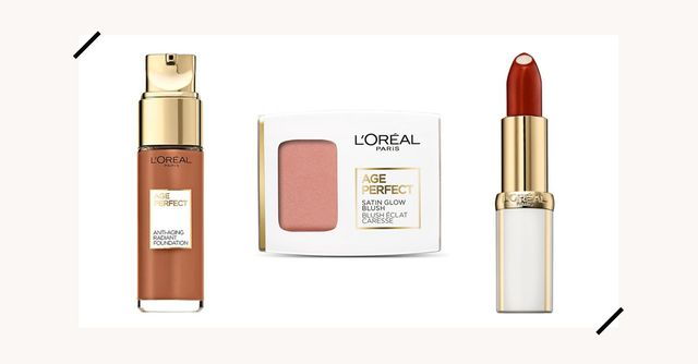 LOreal Paris Age Perfect Makeup Review and Competition (AD)