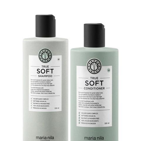 True Soft Shampoo and Conditioner Set