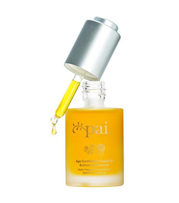 Vegan beauty brands: Pai Age Confidence Facial Oil Echium & Amaranth