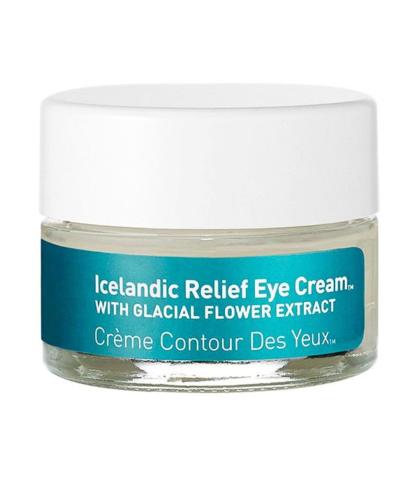 Vegan beauty brands: Skyn Iceland Icelandic Relief Eye Cream