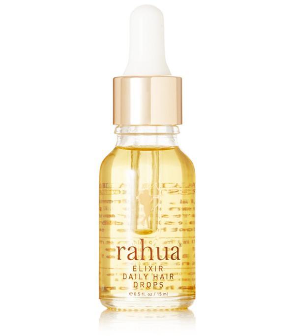 Vegan beauty brands: Rahua Elixir Daily Hair Drops