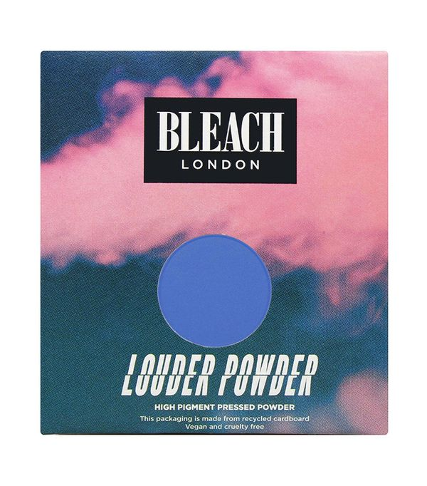Vegan beauty brands: Bleach London Louder Powder