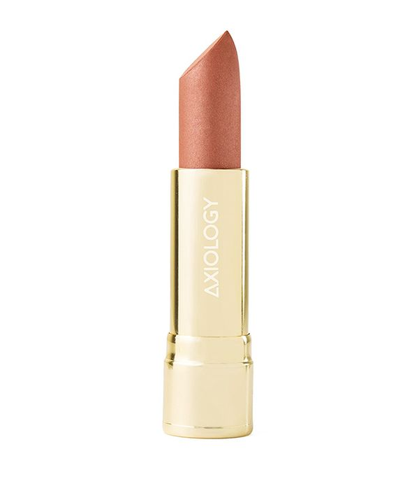 Vegan beauty brands: Axiology Lipstick