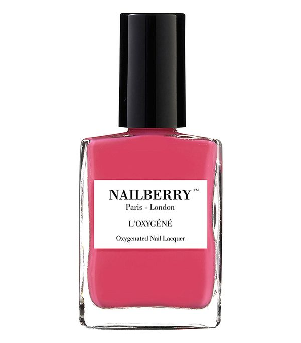 Vegan beauty brands: Nailberry 4 Free Nail Lacquer in A Smart Cookie