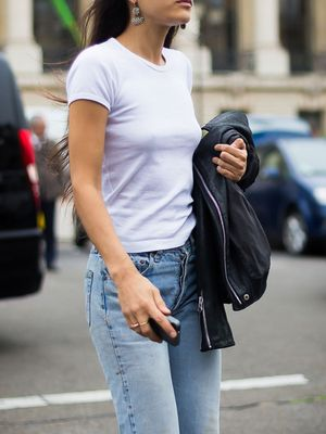 The Latest Trend in Denim Is Quite Polarizing