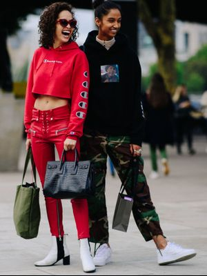 This Athleisure Trend Is Perfect for Winter
