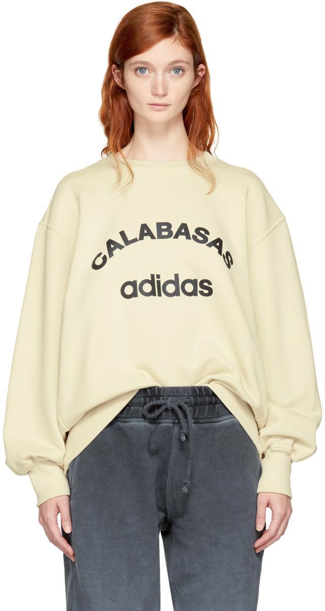 Yeezy Off-White 'Calabasas' Sweatshirt