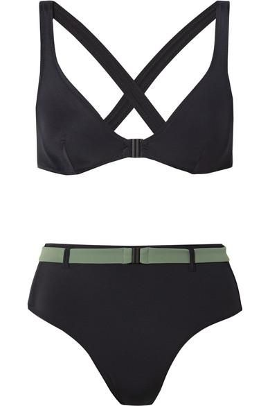 The Josephine Belted Bikini