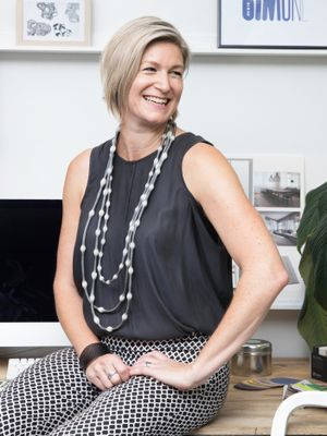 Meet the Woman Who Left Corporate Life to Become an Interior Designer