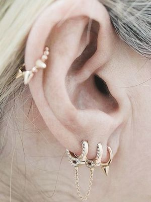5 Cool-Girl Ear Piercings You'll Want to Get This Summer
