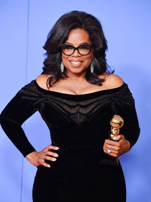 And Now, the Full Transcript of Oprah's Empowering Golden Globes Speech