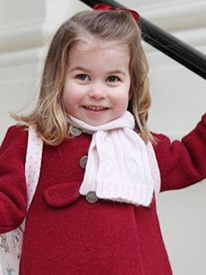 Princess Charlotte's First-Day-of-School Look Is Adorable