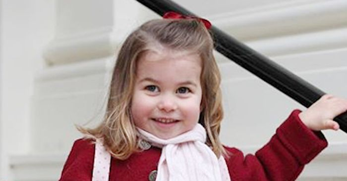 Princess Charlotte S First Day Of School Look Is Adorable