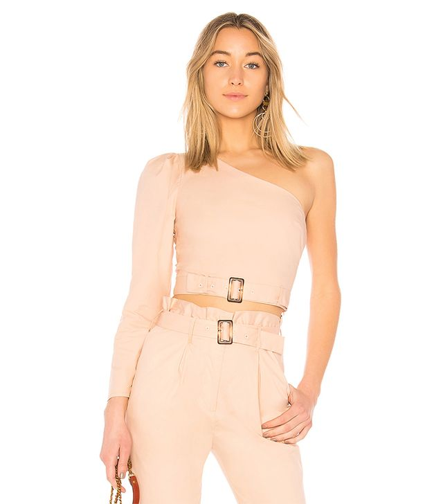 Top 698 in Blush. - size XS (also in L,M,S,XL, XXS)