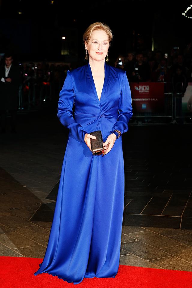 WHO: Meryl Streep