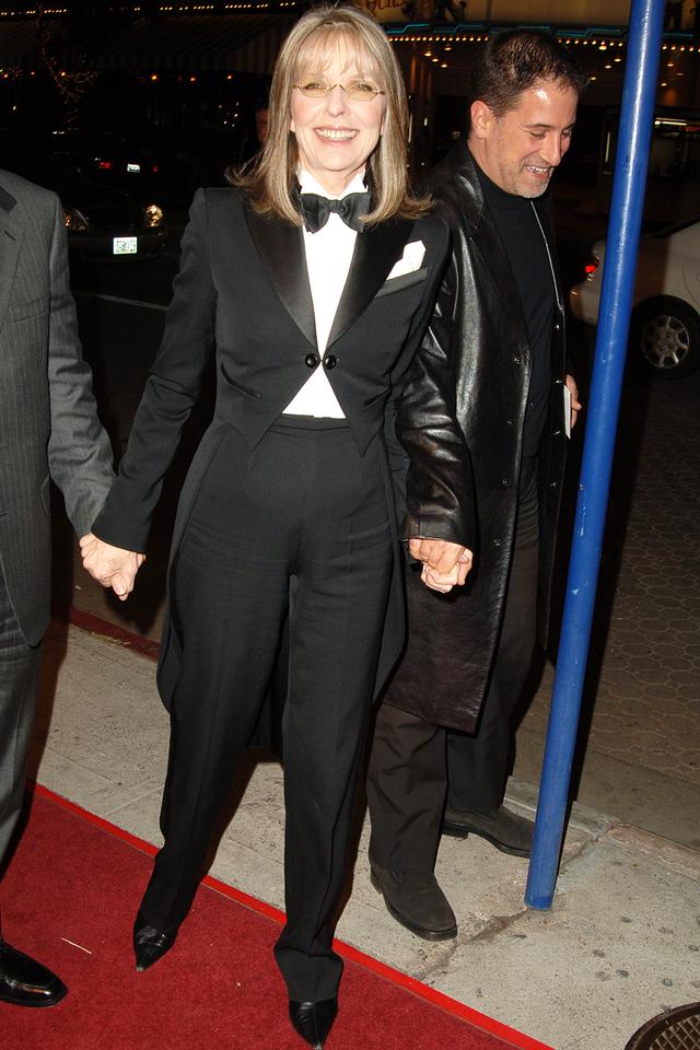 WHO: Diane Keaton