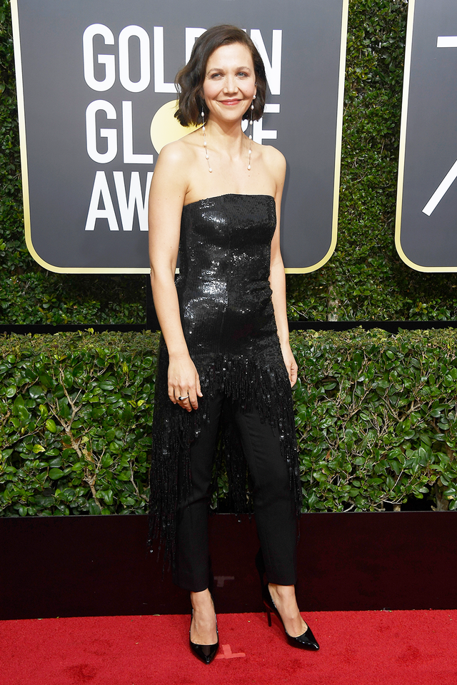 WHO: Maggie Gyllenhaal