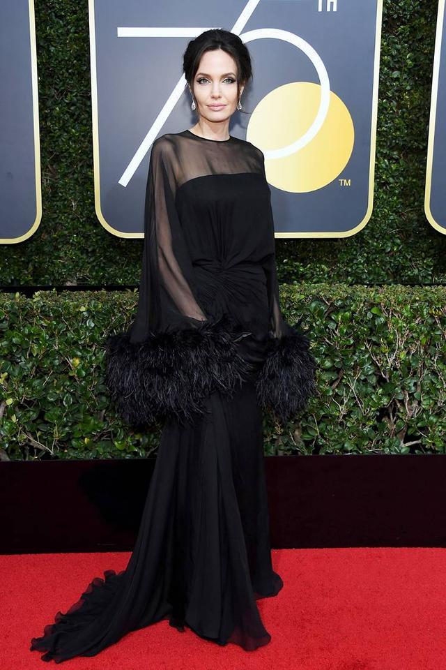 WHO: Angelina Jolie