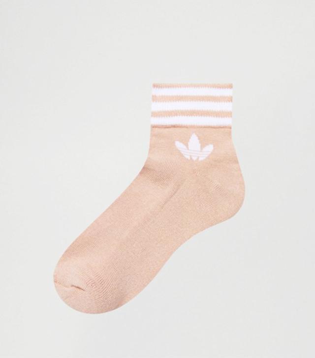 Adidas Originals Pastel 3 Pack Logo Socks