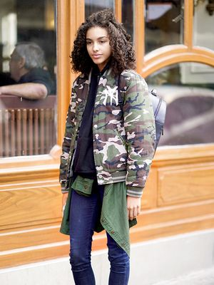The Only Way to Wear Camouflage in 2018
