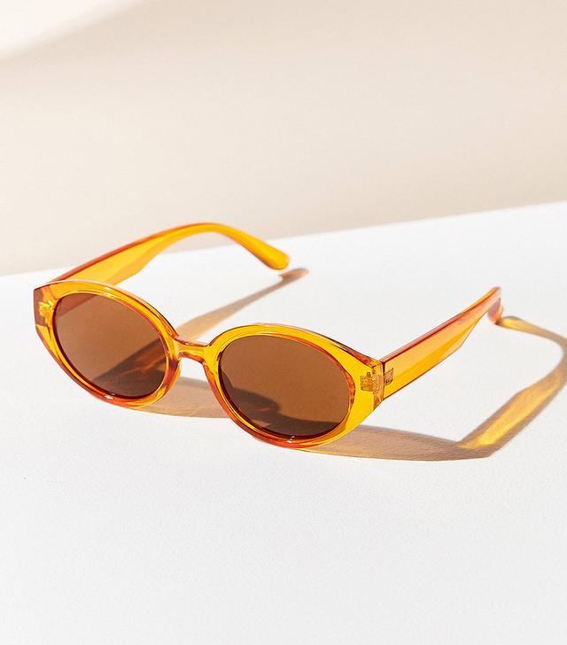 Osaka Oval Sunglasses