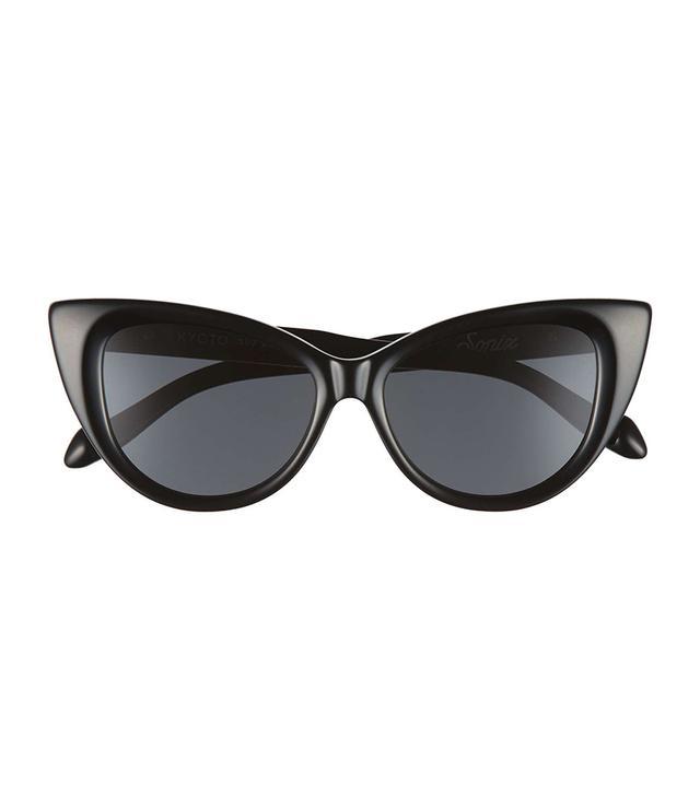 Kyoto 51Mm Cat Eye Sunglasses -