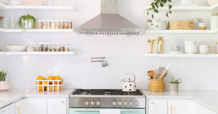 You Ll Love The Subway Tile Backsplashes In These Kitchens