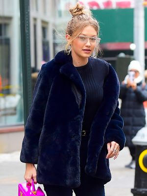 Gigi Hadid Is Ready to Bring This Retro Denim Trend Back, But Are You?