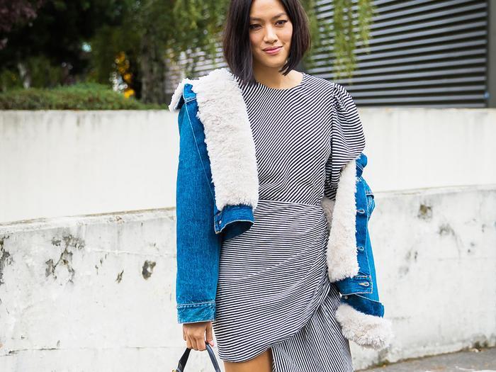 Affordable Trendy Style: Denim Jacket