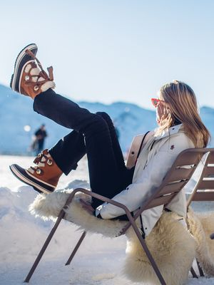 The 5 Pieces the Fashion Crowd Is Wearing for the 2018 Ski Season