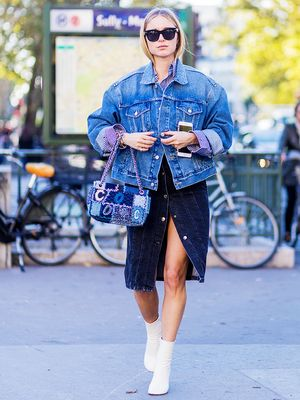 And the Style Influencer I Would Like to Dress Like This Year Is…