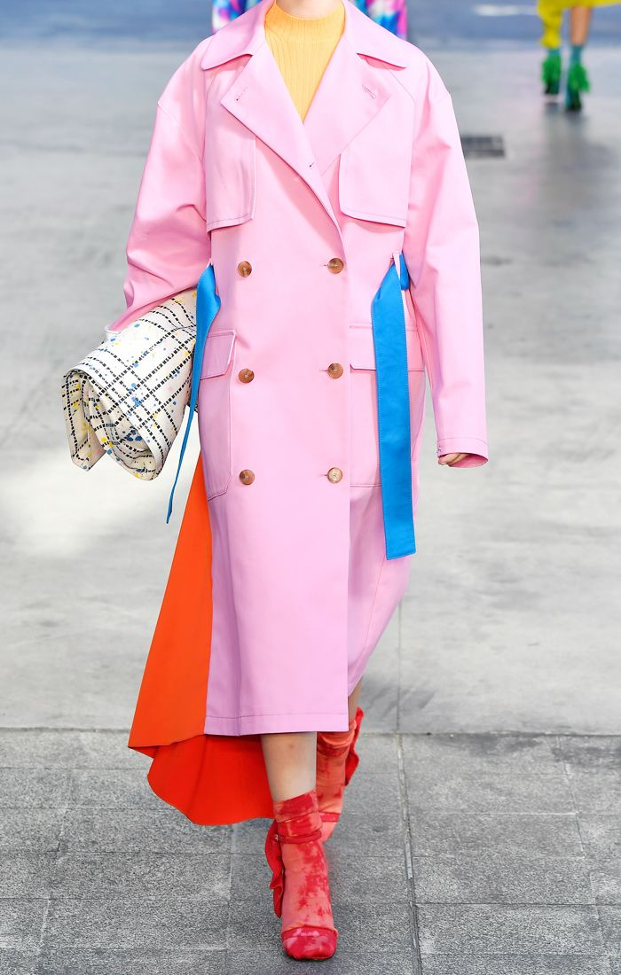 How to wear colour in spring: