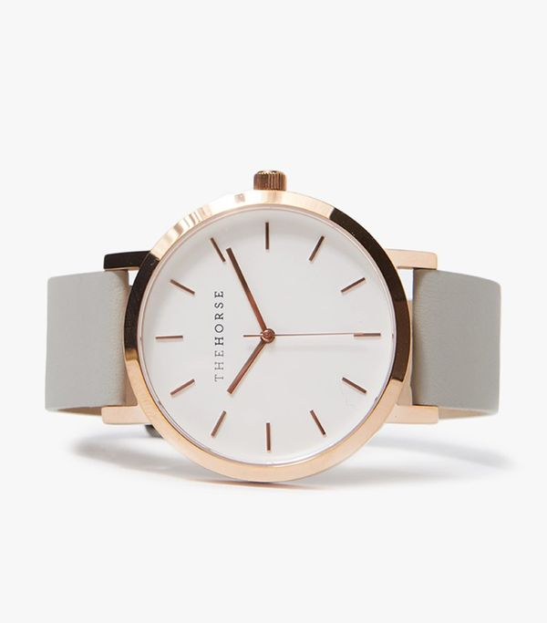 The Original Watch Rose Gold/Grey