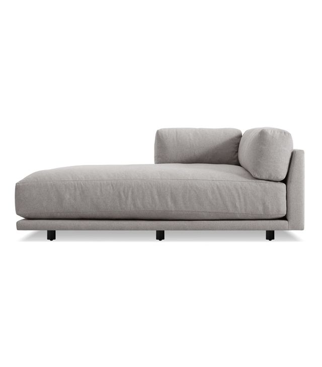 These chaise lounge sofas are made for reclaiming your for Angled chaise lounge sofa