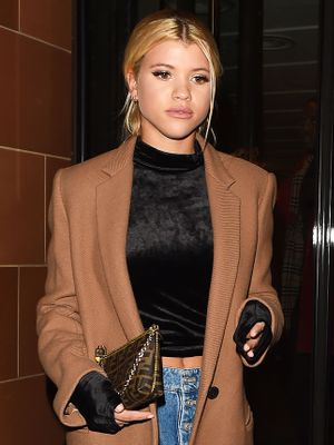 The '80s-Inspired Jeans Sofia Richie Has Been Wearing Nonstop