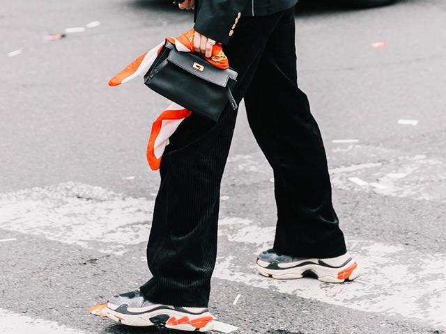 zara sneaker trend 2018