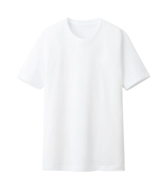 Uniqlo Packaged Dry Crew-Neck Short-Sleeve T-Shirt