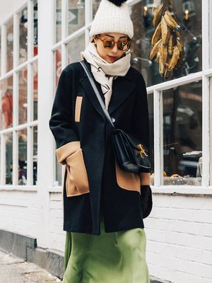 16 Actually Stylish Outfits to Wear When You're Freezing