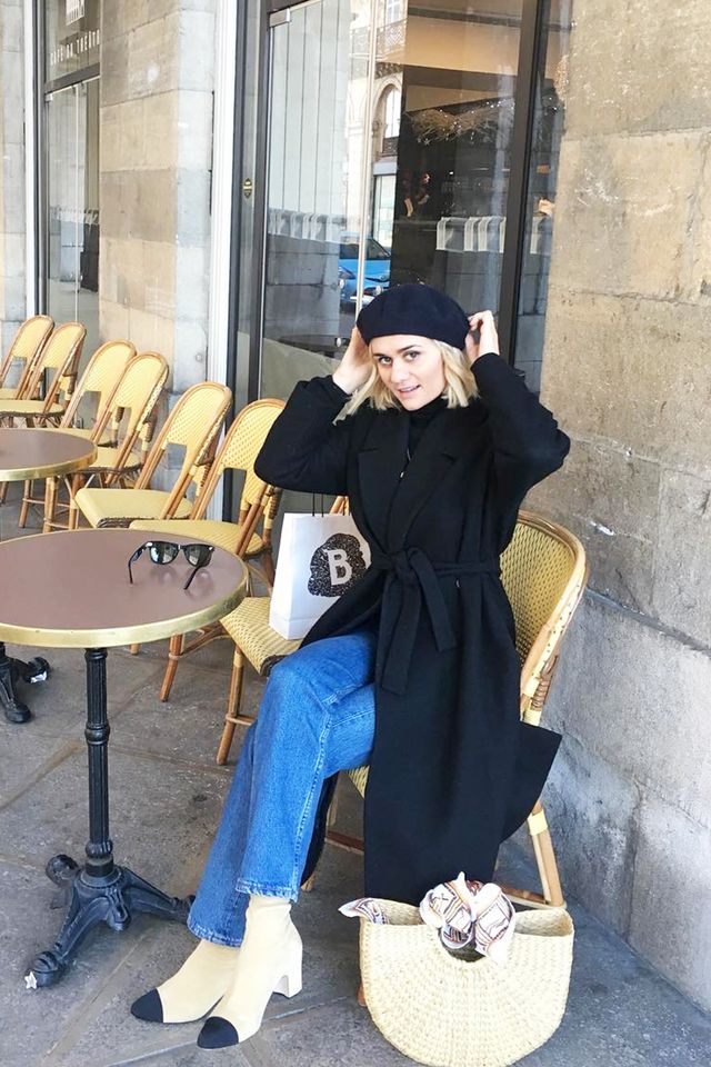 cold weather blogger outfits street style