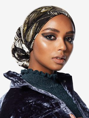 Beauty Test: 3 Hijab-Makeup Pairings That Have Us Dreaming of Spring