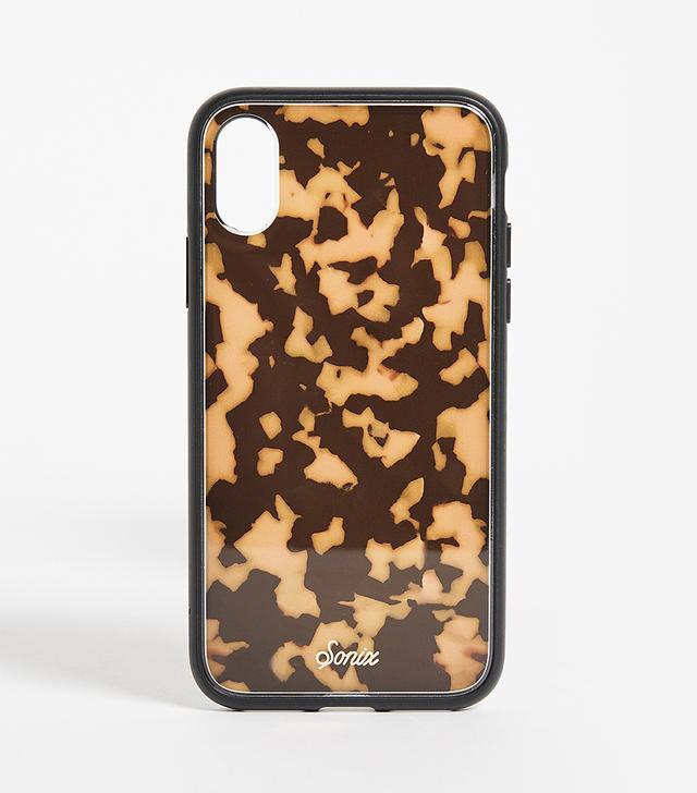 Brown Tortoise iPhone X Case